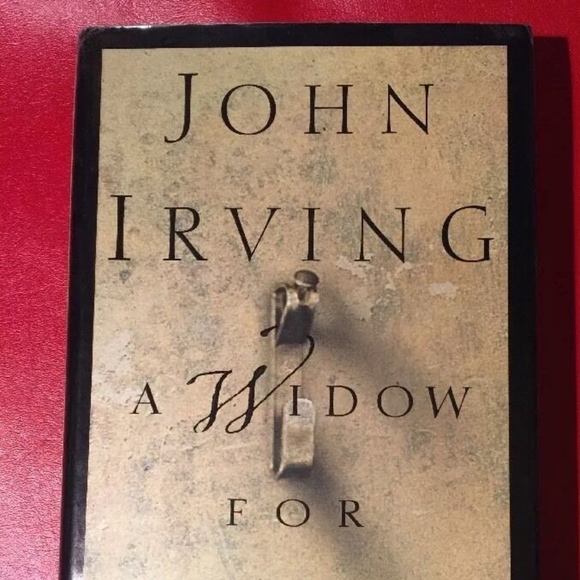 Book Other - A Widow for One Year by John Irving Hardcover